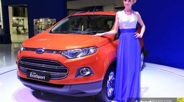 Indonesia - Ford EcoSport makes local premiere