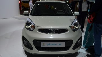 Frankfurt Live - Kia Picanto LPG goes on sale