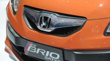 Indonesia - Low-cost Honda Brio Satya introduced