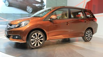 Indonesia Live - Veil comes off the Honda Mobilio MPV
