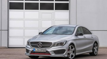 USA - The CLA is Mercedes's best launch in 20 years