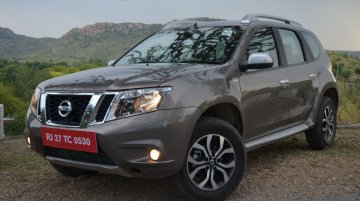 Nissan Terrano AMT planned for launch in the coming months