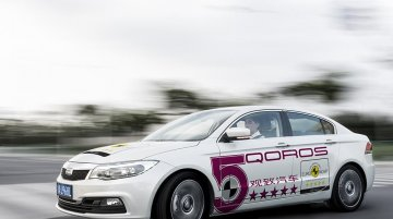 China-made Qoros 3 Sedan gets a 5-star Euro NCAP; Safer than a Mercedes C-Class!