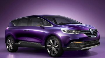 Renault Initiale Paris concept leaked ahead of its Frankfurt debut