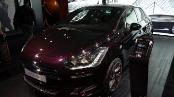 Frankfurt Live - Citroen DS Faubourg Edition launched