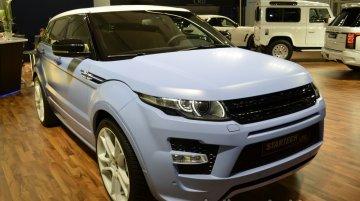 Frankfurt Live - LPG-powered Startech Range Rover Evoque Si4 showcased