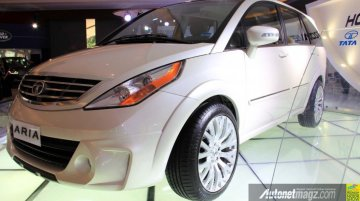 Indonesia - More images of the modified Tata Aria and Safari Storme emerge