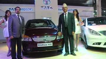 Nepal - MY2013 Tata Indica launched