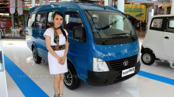 """Indonesia - Tata Super Ace to launch in the coming months, """"flexible"""" Tata Angkot van also in the running"""