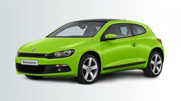 France - VW Scirocco Ultimate Edition launched at 27,470 Euros