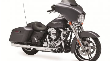 2014 Harley Davidson Street Glide launched at INR 29 lakhs