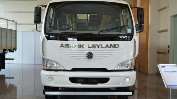 IAB Report - Ashok Leyland Boss to be assembled in UAE from 2015