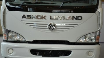 IAB Report - Ashok Leyland rolls out 100,000th vehicle from Pantnagar