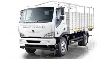 Ashok Leyland Boss truck to be nationally launched this week