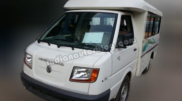 IAB Exclusive - Ashok Leyland Dost Express spied inside out