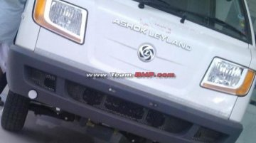 Spied - Ashok Leyland Dost Express exposes its interiors, arrives at dealerships