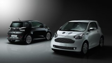 Report - Aston Martin Cygnet axed as Toyota plans production cease