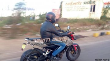 Spied - Is this the sub-200cc Pulsar?