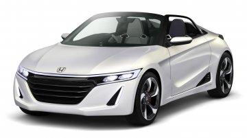 Japan - Honda reveals S660 concept ahead of the Tokyo Motor Show