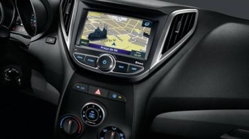 Brazil - Hyundai introduces new infotainment system on the HB20 series