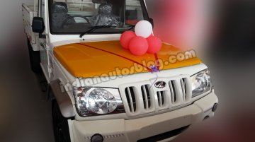 Mahindra Bolero Pik-Up facelift launched with better payload rating, images inside