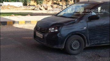 Spied - Next generation Maruti A-Star (2015 Suzuki Alto)