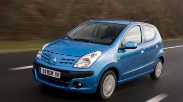 UK - India-made Nissan Pixo (A-Star) discontinued