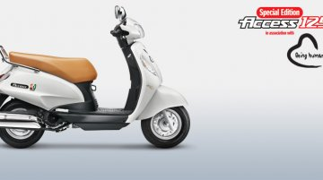 Suzuki Access Special Edition launched at INR 58,975