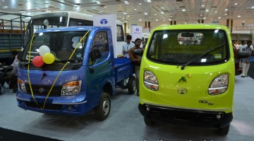 Report - Tata Motors to launch 35 new commercial vehicles before April 2014