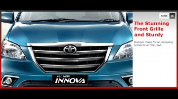 Toyota Innova facelift launched from INR 12.45 lakhs