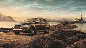 Volvo XC90 Signature Edition is the current model's swan song