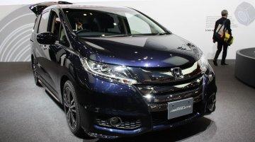 2013 Tokyo Motor Show Live - 2014 Honda Odyssey JDM