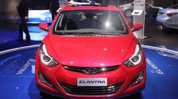 LA Live - 2014 Hyundai Elantra Sport