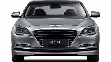 Korea - 2014 Hyundai Genesis revealed, records 3,500 pre-bookings in one day