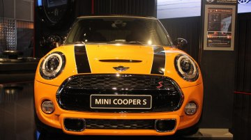 MINI Cooper S launching in India next month - Report