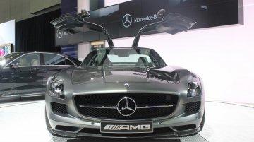 LA Live - 2014 Mercedes SLS AMG GT Final Edition