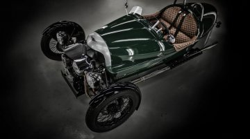 UK - 2014 Morgan 3 Wheeler revealed