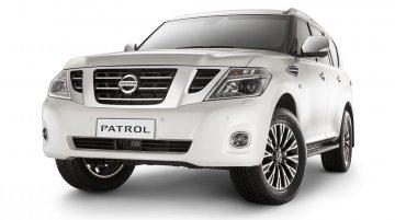 Nissan Patrol facelift makes its video debut
