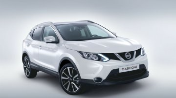 UK - 2014 Nissan Qashqai gets priced at 17,595 GBP (INR 17.7 lakhs)