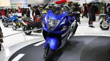 2013 Tokyo Motor Show Live - 2014 Suzuki V-Strom, Hayabusa