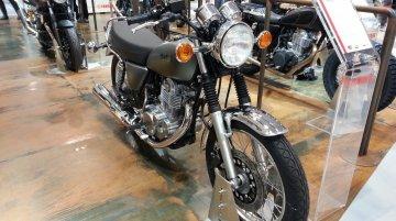 EICMA Live - 2014 Yamaha MT-07, SR400 on view