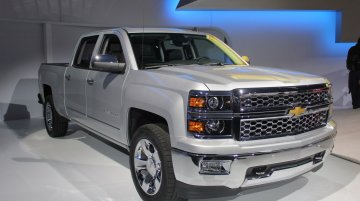 IAB Report - GM confirms new 8-speed automatic transmission for select 2015 MY pickups and SUVs