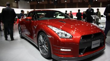 Nissan GT-R to be showcased at Auto Expo, launched in India in 2016 - Report