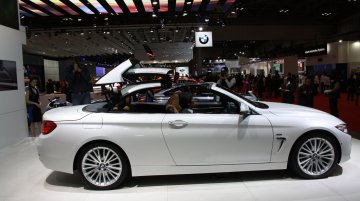2013 Tokyo Motor Show Live - BMW 4 Series Convertible