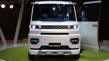 2013 Tokyo Motor Show Live - Daihatsu Deca Deca Concept