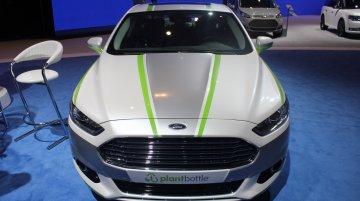 LA Live - Ford Fusion Energi plug-in hybrid