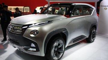 2013 Tokyo Motor Show Live – Mitsubishi GC, XR, AR SUV Concepts