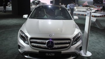 2013 LA Auto Show Live - Mercedes GLA 250