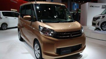 2013 Tokyo Motor Show Live – Mitsubishi eK Space and eK Custom