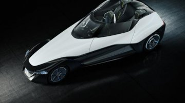 Nissan BladeGlider concept previewed ahead of its Tokyo debut